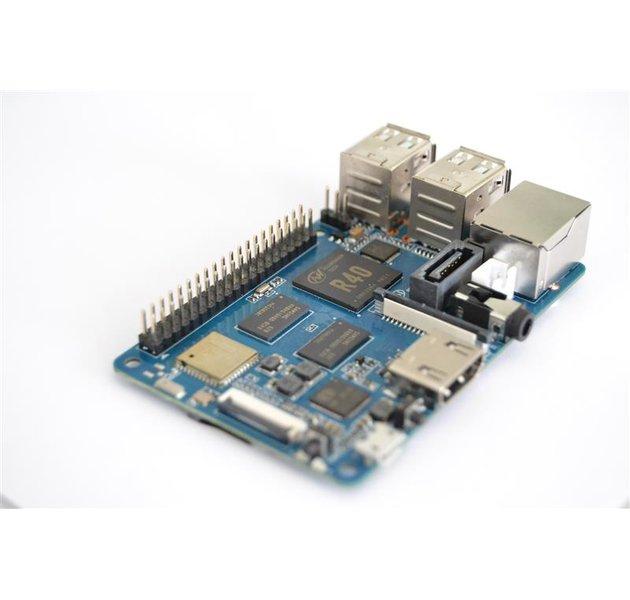 Banana Pi M2 Berry für 34,30 € inkl. Versand bei ARM Board mit Code. 30,03€ exklusive Versand