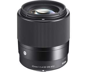 Sigma 30mm 1.4 DC DN Sony-E Mount [amazon.co.uk warehous]