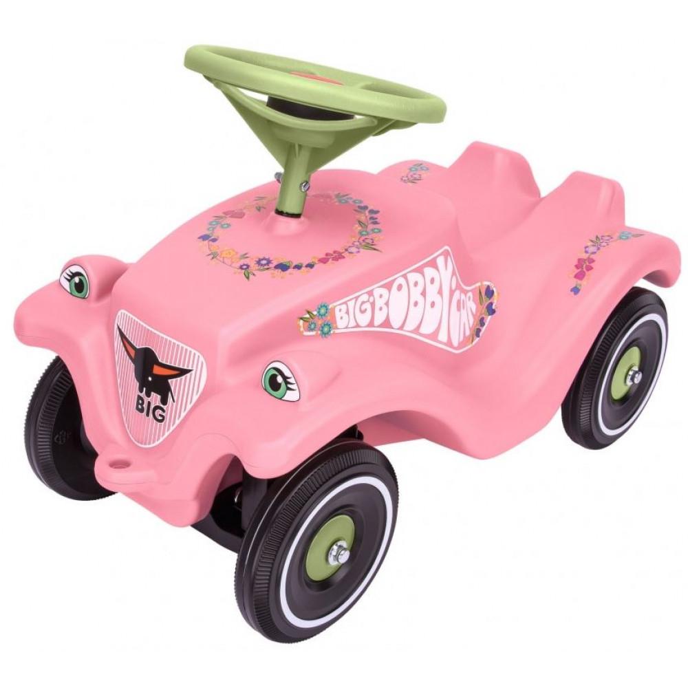 [MÜLLER] Bobby-Car-Classic Flower (ohne Diesel-Umweltprämie und Einparkhilfe) ;-)