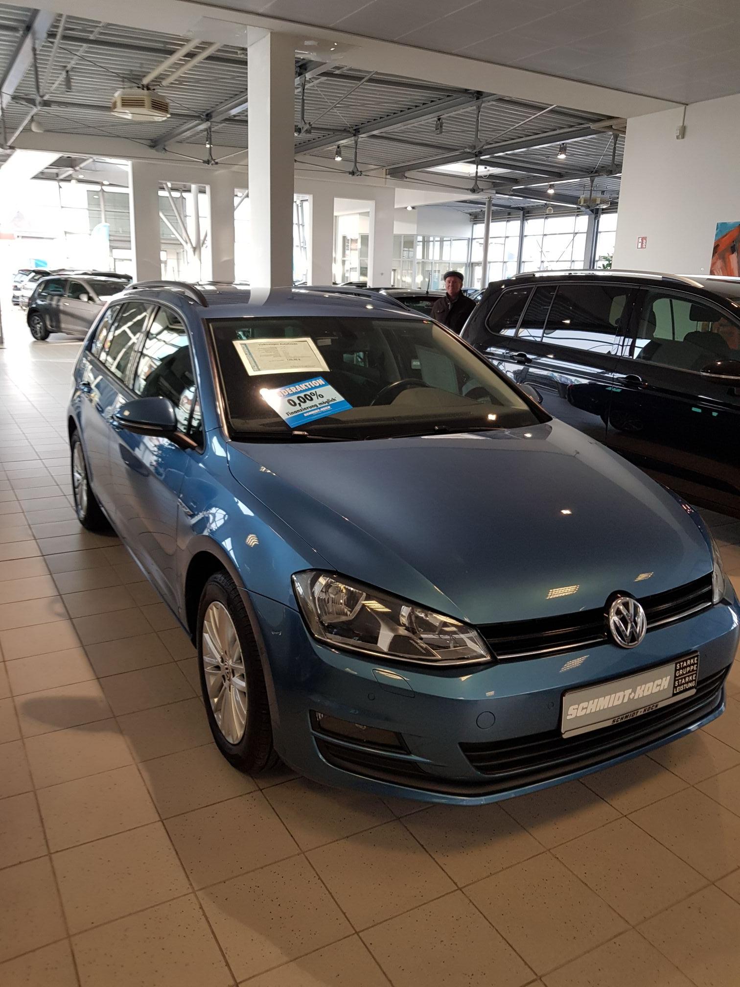 0% finanzierung auf VW Dieselfahrzeuge mit Euro 5 und 6