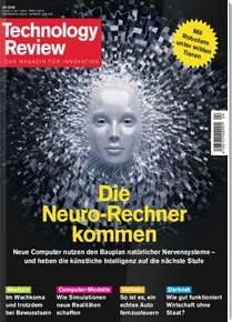 [Heise] 2 Ausgaben TR Technology Review (Print) + Technology Review Special 2017 (i.W.v. 9,90 €) für 13,20€ mit 10€ Amazon-Gutschein