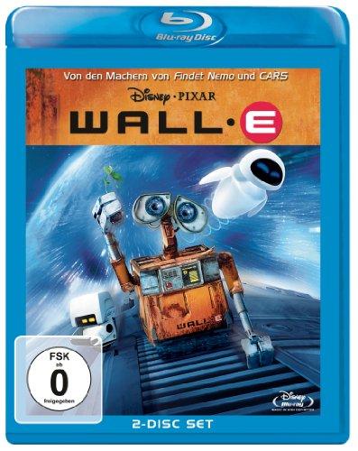 Wall-E - Der letzte räumt die Erde auf (2 Disc Blu-ray) für 6,97€ (Amazon Prime Blitzangebot)