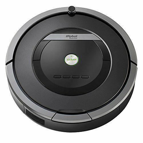 iRobot Roomba 871 Roboter-Staubsauger // Amazon.es
