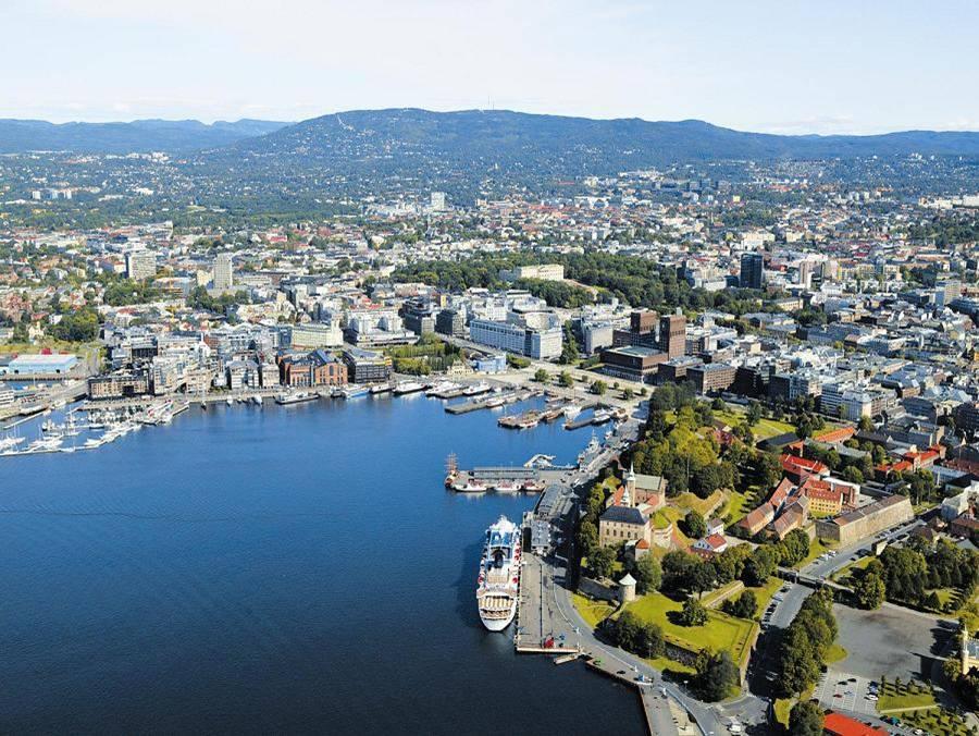 Flüge: Hamburg -->Oslo (Torp) im Mai-Juni ab 19,98 Euro mit Ryanair (Hin und zurück)