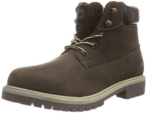 ( Amazon ) Dockers Gr.43 Herren 35fn699-400320 Combat Boots *Leder*