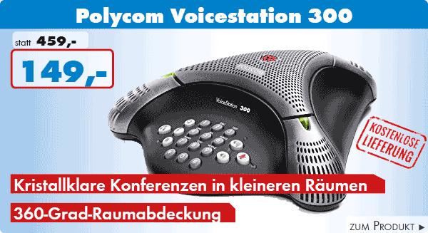 Polycom Voicestation 300 Telekonferenz-System