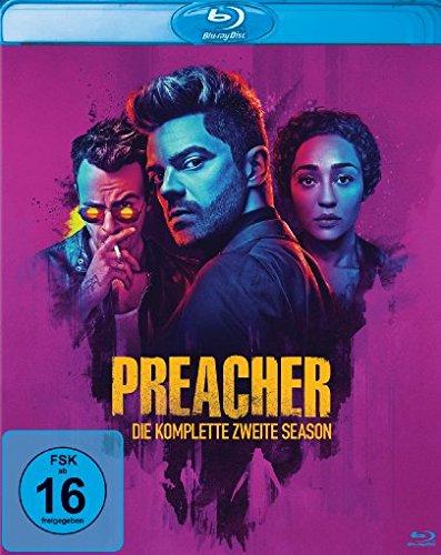Preacher - Die komplette zweite Season (Blu-ray + UV Copy) für 17,97€ (Amazon Prime)