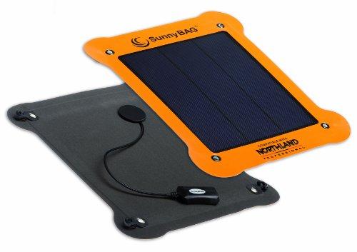 Amazon: SunnyBag Leaf - Solarzelle für den Rucksack