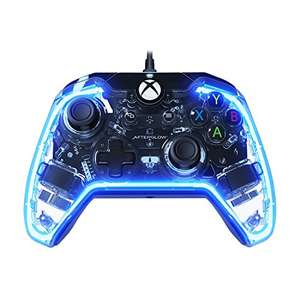 [Amazon] Xbox One - Controller Afterglow Prismatic