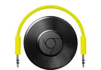 GOOGLE Chromecast Audio 35€ bei Saturn und Media Markt