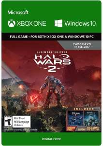 [cdkeys] Halo Wars 2 - Ultimate Edition (PC & XBOX One) - inklusive Halo Wars 1