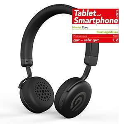 NINETEC Xono Wireless Bluetooth Stereo Bügel-Kopfhörer Headset HIFI Headphone in verschiedenen Farben