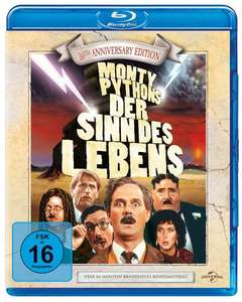 [Thalia] Der Sinn des Lebens - 30th Anniversary Edition Blu-ray