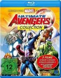 Ultimate Avengers Collection (3 Filme Edition) [Blu-ray] [Amazon Prime]