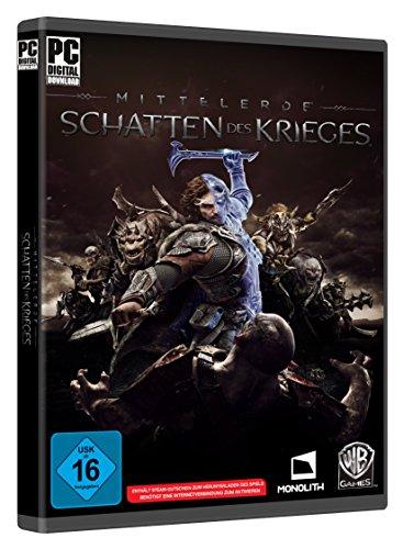 Mittelerde: Schatten des Krieges - Standard Edition für 19,99€ (PC - Code in the Box) [Amazon]