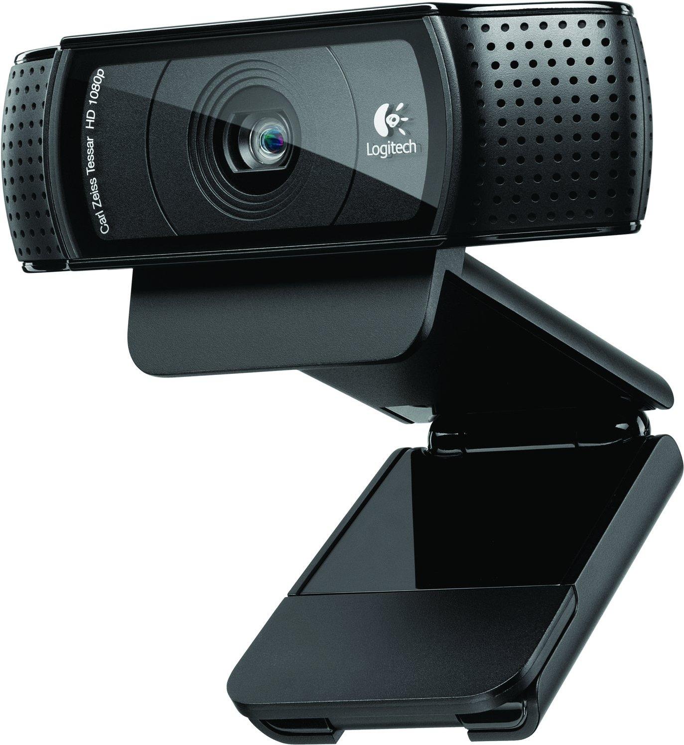 Logitech C920 HD Pro USB 1080p Webcam [Amazon UK]