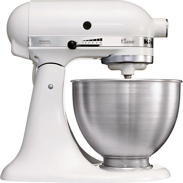 KitchenAid Küchenmaschine Weiß bei Plus für 260,35€ mit Gutscheincode.