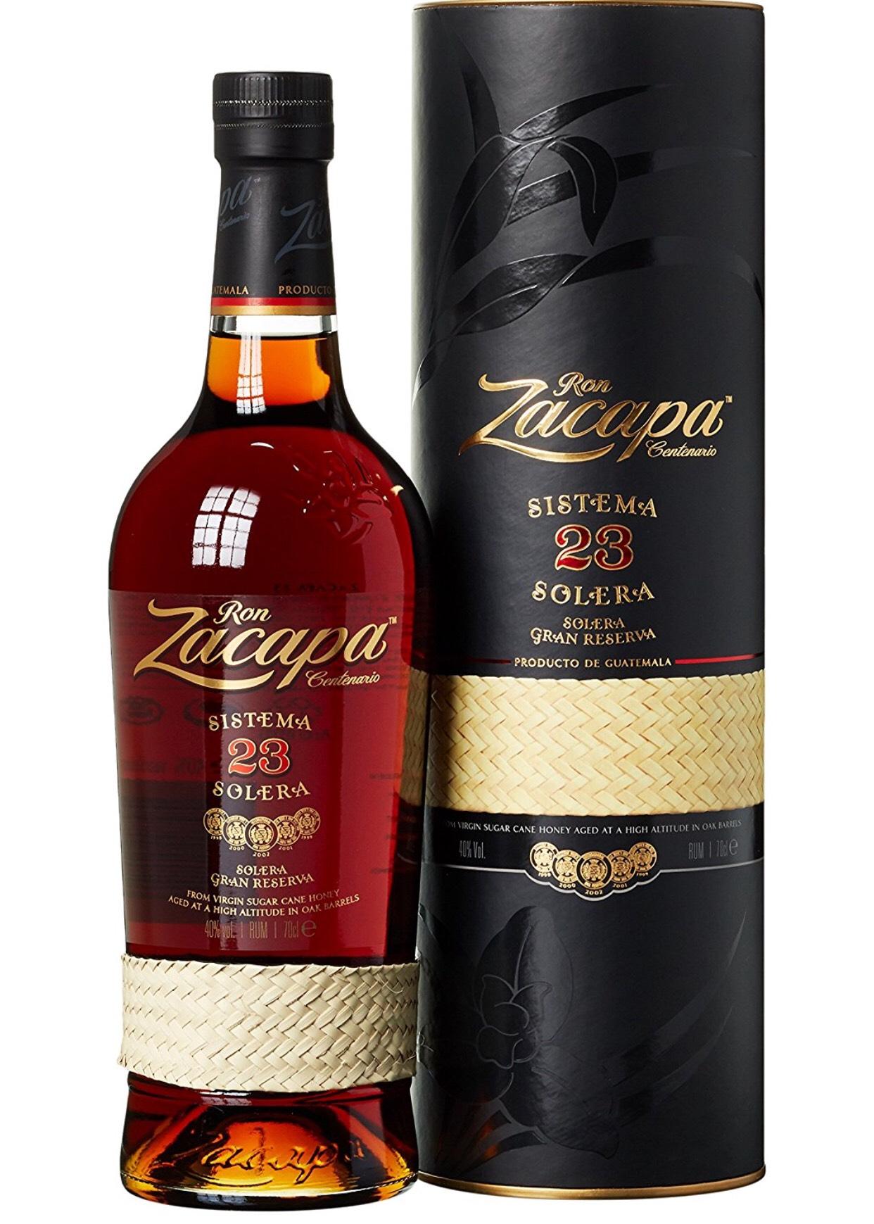 *Osterangebot - Amazon* Ron Zacapa 23 Sistema Solera Rum