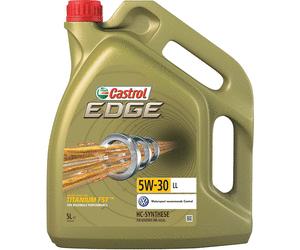 [amazon] Castrol 15669E EDGE Motoröl, Titanium, FST 5W-30 LL, 5L
