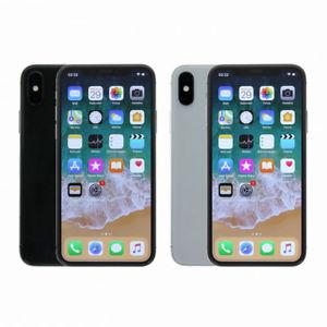 [ebay] Apple iPhone X 64GB spacegrau u. silber NEUWARE für 899€!