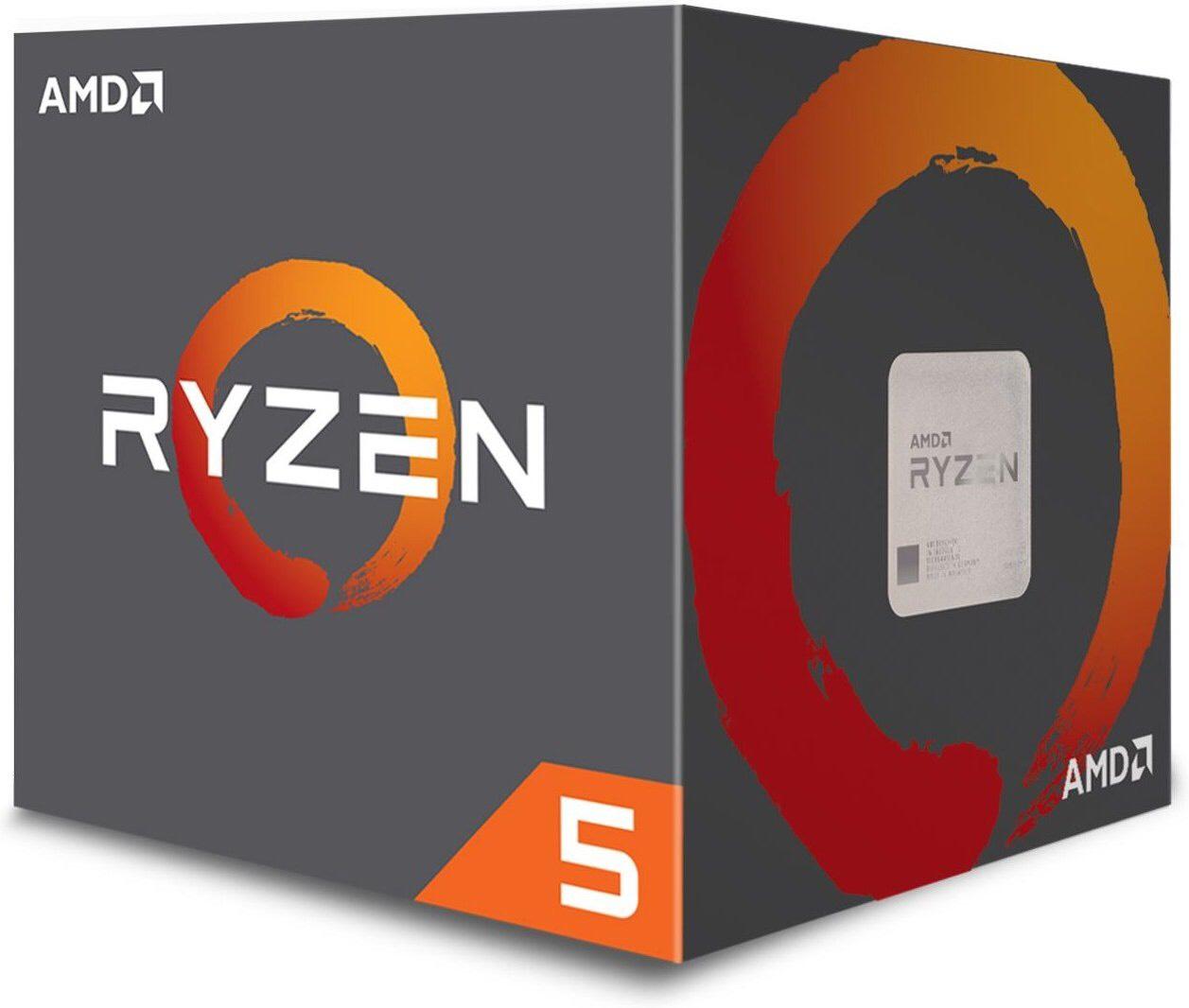 AMD Ryzen 5 1400 4x 3.20GHz So.AM4 BOX