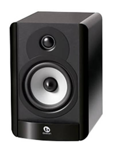 Boston Acoustics A25 Regallautsprecher, Schwarz, 55–25000 Hz [Conrad]