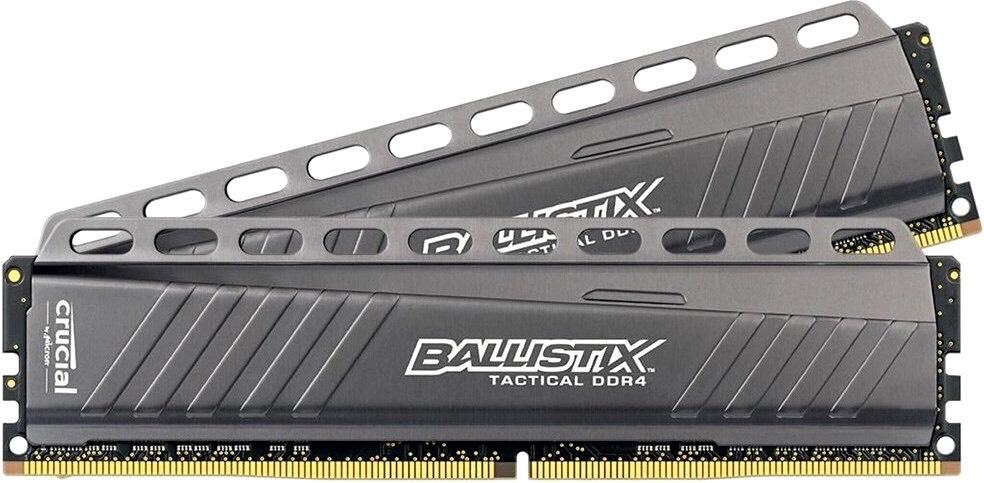 Crucial Balllistix Tactical 16GB Kit DDR4-2666 CL16