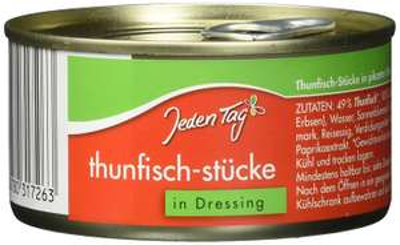 [amazon] 48x185g Thunfischdosen in Dressing für 33,06€ inkl. Versand