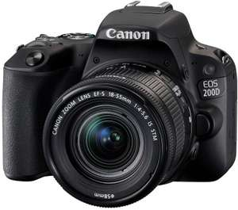 (@Amazon) Canon EOS 200D + 18-55 IS STM