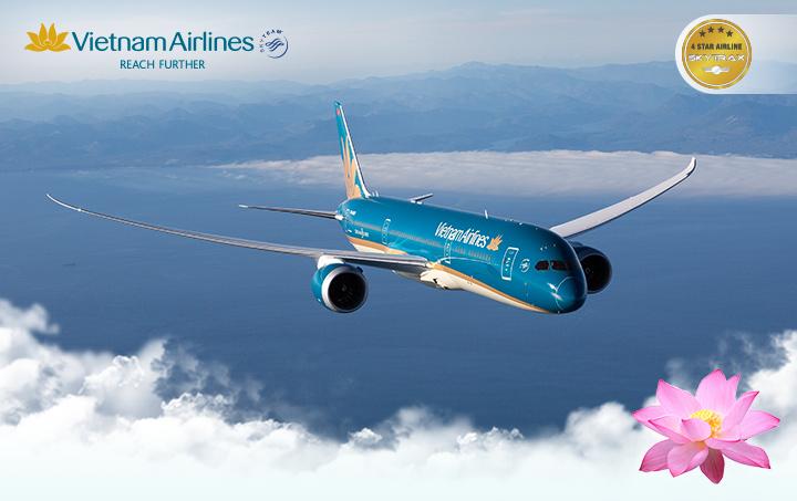 20 Prozent Rabatt auf Flüge mit Vietnam Airlines