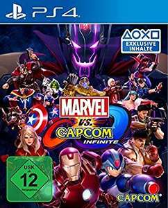 Marvel vs. Capcom Infinite - [PlayStation 4] [Amazon Prime]