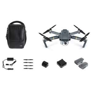 Mavic Pro fly more combo für 898,35€ (Gearbest EU-Lager)