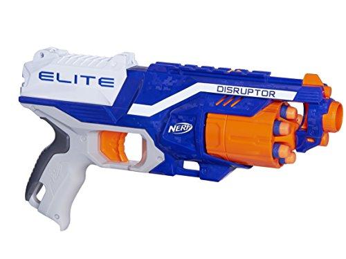 Hasbro Nerf B9837EU4 - N-Strike Elite Disruptor, Spielzeugblaster [Amazon Prime]