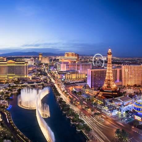 Flüge: Nevada [April - Juni] - Direktflüge von München oder Köln nach Las Vegas ab nur 380€