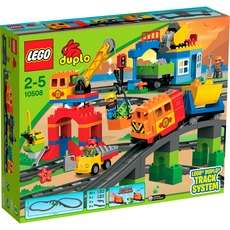 [Alternate + Paydirekt] Lego Duplo 10508 Eisenbahn Super Set für 67,85€ inkl. Versand