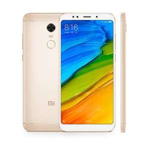 "Xiaomi Redmi 5 Plus Global (6"" FHD+, 4GB RAM, 64GB ROM, Snapdragon 625, B20) für 154,35€ [Gearbest]"