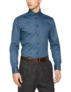 SELECTED HOMME Herren Businesshemd Shonenew-Mark Shirt Ls Sts B | verschiedene Größen [Amazon]