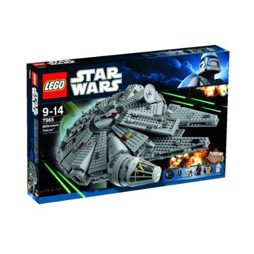 Vorbestellen z.zt nicht auf Lager LEGO Star Wars 7965 - Millennium Falcon