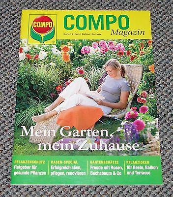 Garten- und Pflanzenmagazin gratis (von COMPO)