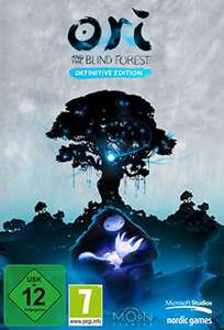 Ori And The Blind Forest - Definitive Limited Steelbook Edition (PC Retail / Steam) für 10,66€ (Amazon Prime & Dodax)