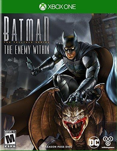 Batman: Der Feind im Inneren (Xbox One) für 17,24€ (Amazon.com)