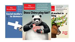 The Economist - 6 Wochen Print + Digital für 10€