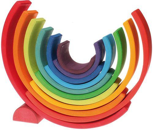 Grimm's 12-teiliger (großer) Regenbogen