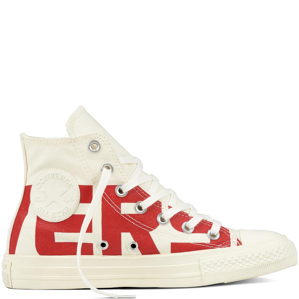 40% Rabatt auf Klamotten und Sneakers im Sale + 15% Rabatt on top + gratis Versand bei Converse, z.B. Chuck Taylor All Star Wordmark in Rot oder Schwarz *Upgrade*
