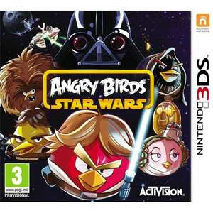 Angry Birds: Star Wars3DS