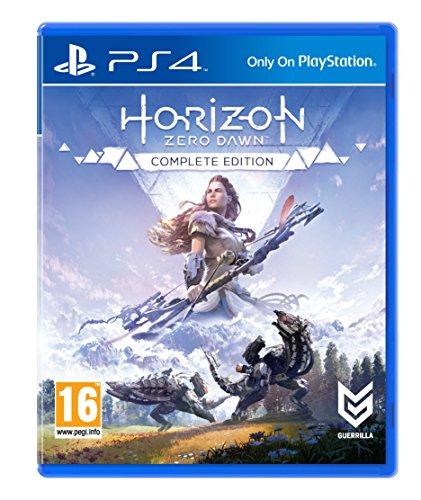 Horizon Zero Dawn: Complete Edition (PS4) für 37,19€ (Amazon IT)