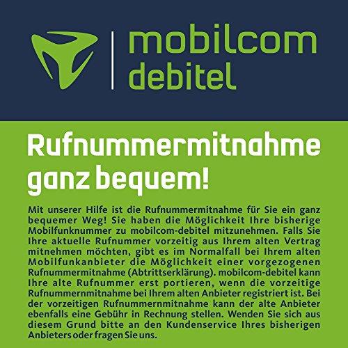 Nur bis 21Uhr: Vodafone-Netz: 2GB + 50 Min. + 50 SMS für 4,99€/Monat – dauerhaft, auch nach 24 Monaten!