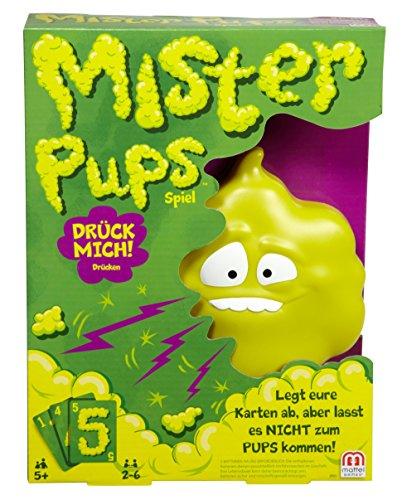 Mister Pups - ein Spiel für Kinder ab 5 Jahren oder große Kinder - mit Prime