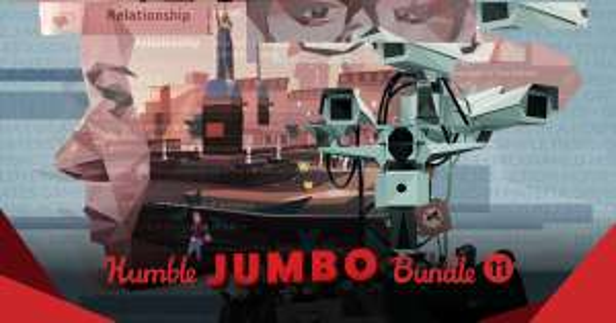 [Humble Bundle] Humble Jumbo 11 Bundle [Steam]