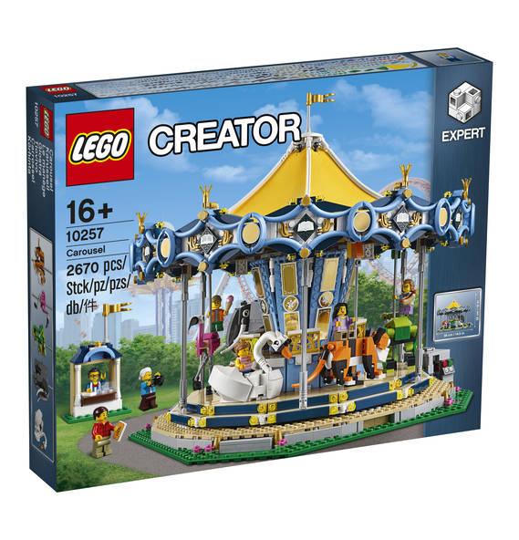 ab 20 Uhr: LEGO Creator Karussell 10257 für 149,99€ [Galeria Kaufhof]